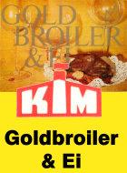 Goldbroiler und Ei - Rezepte des VEB KIM