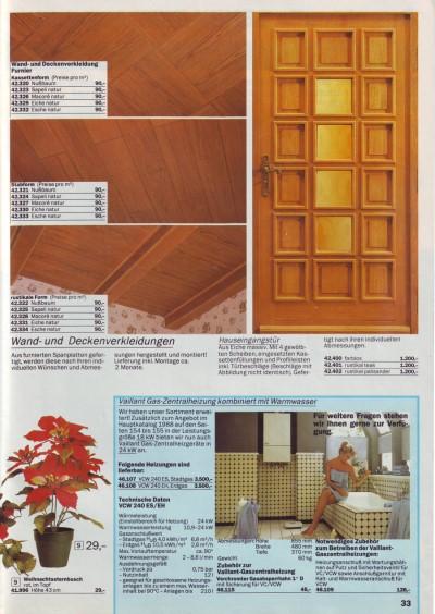 genex katalog 1988 zusatzkatalog geschenke in die ddr seite 32 33. Black Bedroom Furniture Sets. Home Design Ideas