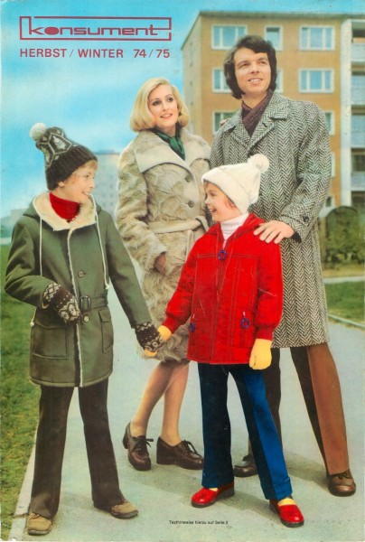 e87207f9f75d4c Konsument Versandhandel Katalog Winter 1974 - Bequem einkaufen von ...