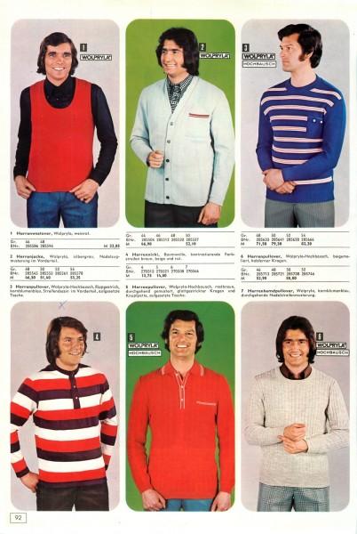konsument versandhandel katalog winter 1974 bequem einkaufen von zuhause aus seite 92 93. Black Bedroom Furniture Sets. Home Design Ideas