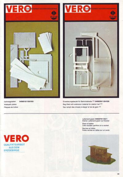vero katalog demusa modelleisenbahn zubeh r h0 tt und n aus der ddr seite 38 39. Black Bedroom Furniture Sets. Home Design Ideas