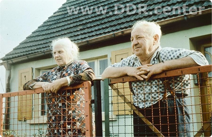 Rentner hatten in der DDR Reisefreiheit und ein gutes Auskommen