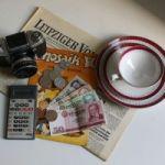 Produkte aus der DDR zum sammlen