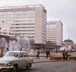Dresden: Interhotels an der Prager Strasse