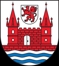 Wappen von Schwedt (Oder)