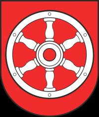 Wappen von Erfurt