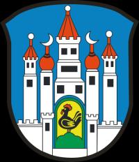 Wappen von Meiningen
