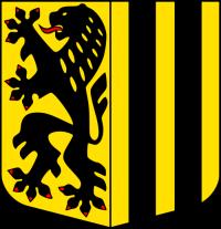 Wappen von Dresden