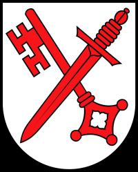Wappen von Naumburg (Saale)