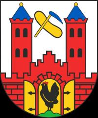 Wappen von Suhl