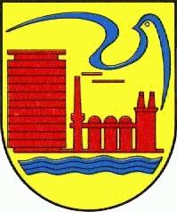 Wappen von Eisenhüttenstadt