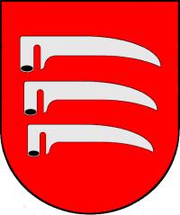 Wappen von Friedland (Niederlausitz)