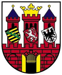 Wappen von Guben