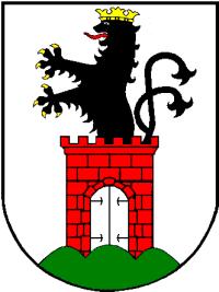 Wappen von Bergen auf Rügen