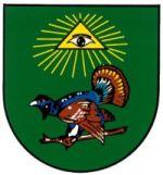 Wappen der Gemeinde Auerbach