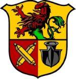 Wappen der Gemeinde Gelenau (Erzgebirge)