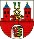 Wappen von Bernburg (Saale)
