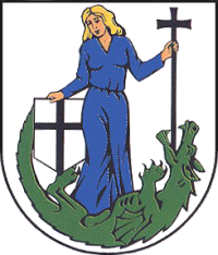 Wappen von Stadtlengsfeld