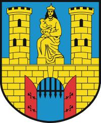 Wappen von Burg (bei Magdeburg)