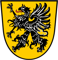 Wappen von Ostvorpommern