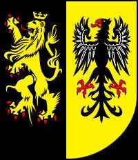 Wappen von Vogtlandkreis