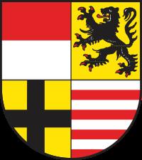 Wappen von Saalekreis