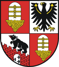 Wappen von Salzlandkreis
