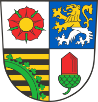 Wappen von Altenburger Land