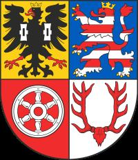 Wappen von Unstrut-Hainich-Kreis