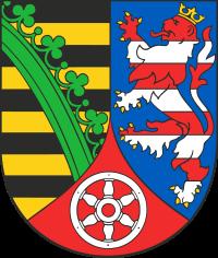 Wappen von Sömmerda