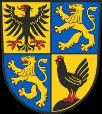 Wappen von Ilm-Kreis