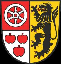 Wappen von Weimarer Land