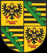 Wappen von Saalfeld-Rudolstadt