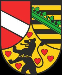 Wappen von Saale-Holzland-Kreis