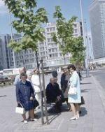 Berlin Alexanderplatz - Eine Westberliner Reisegruppe in Ostberlin 1973