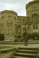 Schloss Babelsberg mit Filmmuseum in Potsdam - 1973
