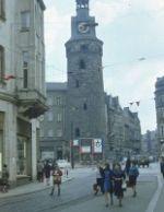 Leipziger Turm in Halle 1968