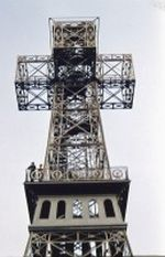 Aussichtsturm Josephskreuz bei Stollberg
