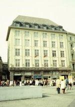 Das König Albert Haus am Markt 9 in Leipzig