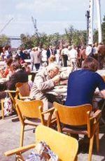Schemmern auf dem LVZ Pressefest, Messegelände
