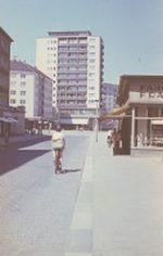 Klosterstraße in Karl Marx Stadt