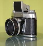 Spiegelreflex Kamera EXA I Typ 2