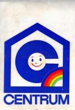 Plastiktüte mit CENTRUM Werbung