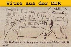 Witze DDR - Liste, Katalog