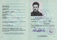 DDR Personalausweis ausdrucken