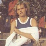 Leichtathletik 1986 Katrin Krabbe