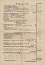Bergbau Rentenbescheid 1963 Seite 4