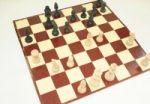 Schachspiel in der Freizeit