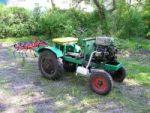 Eigenbau Traktoren aus der DDR