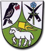 Wappen der Gemeinde Sehmatal